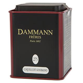 Dammann Coquelicot Gourmand купить