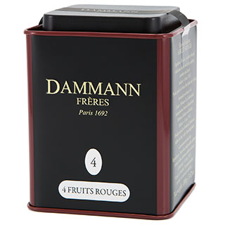 Dammann 4 Fruits Rouges купить
