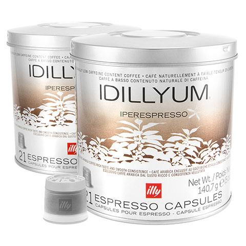 Illy IperEspresso Idillyum купить
